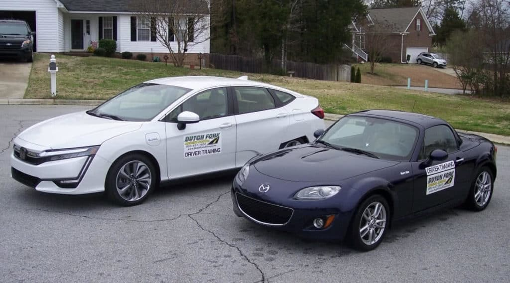 dutch fork driving school cars